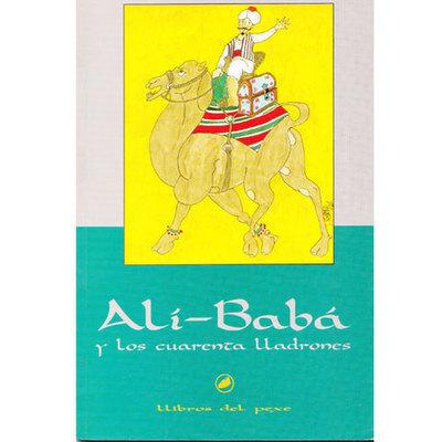Ali-baba y los cuarenta lladrones - versión en asturiano