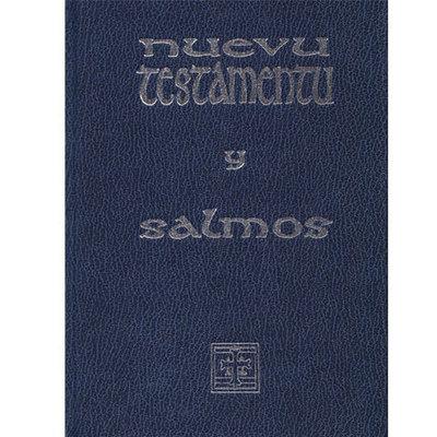 Nuevu testamentu y salmos