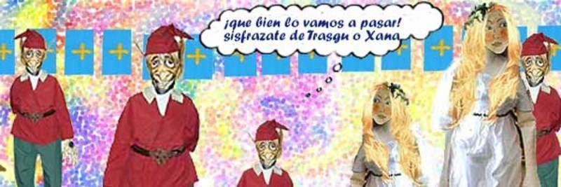 Artesania Asturiana -  Carnaval 2015 - Editorial Picu Urriellu