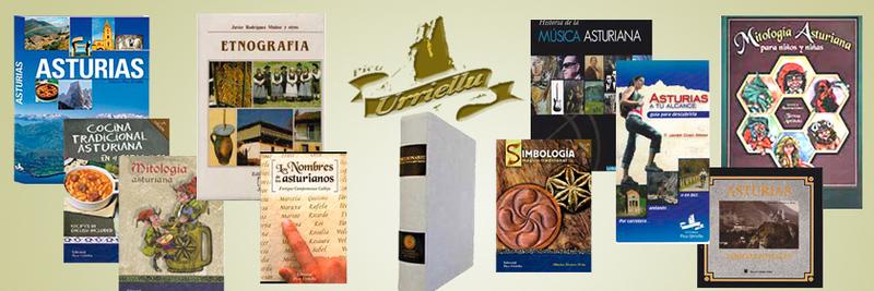 Artesania Asturiana -  Libros - Editorial Picu Urriellu